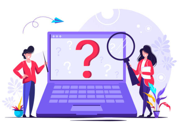 protect yourself from scams animation